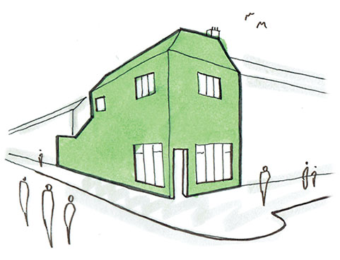 The Green House provides free counselling for anyone who has experienced sexual abuse at any point in their lives